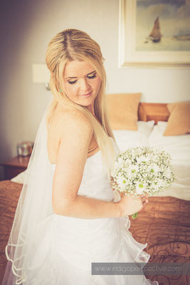 Sam & Steve's Wedding Day at Saunton Sands Hotel | Indigo Perspective Photography
