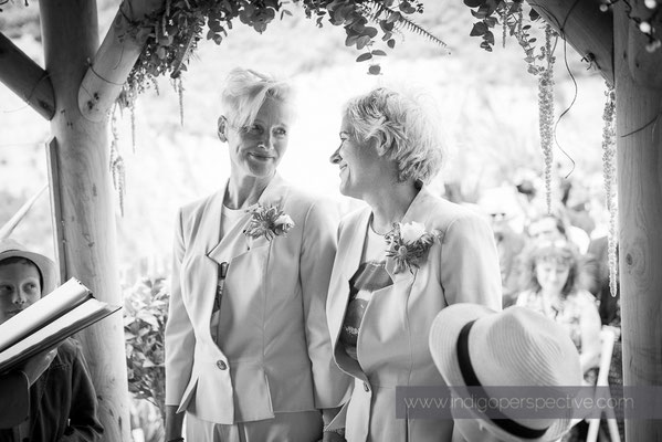 17-tunnels-beaches-same-sex-wedding-photography-north-devon-outside-ceremony-2
