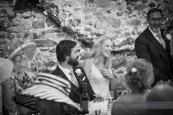 36-westcott-barton-wedding-photography-north-devon-speeches-smiles