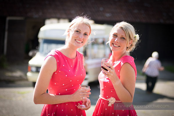 48-westcott-barton-wedding-photography-north-devon-bridesmaids-ice-cream-van