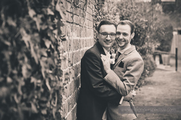 38-same-sex-wedding-north-devon-indigo-perspective-photography-groom-cuddle
