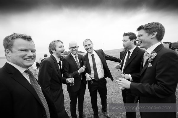 37-woolacombe-barricane-beach-wedding-north-devon-men-relaxed-informal-laughter