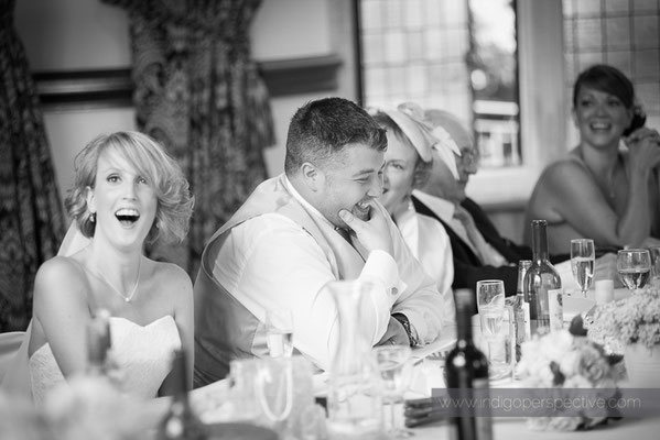 45-woolhanger-manor-wedding-photography-north-devon-best-man-speech-bride-reaction