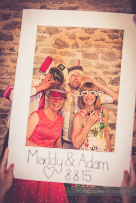 71-westcott-barton-wedding-photography-north-devon-photo-booth-props-smiles-fun