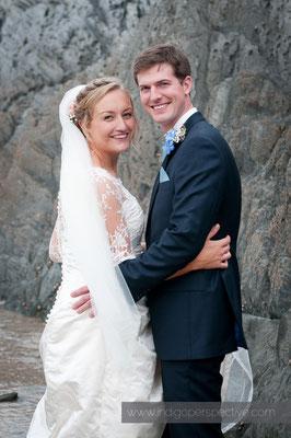 21-woolacombe-barricane-beach-wedding-north-devon-bride-groom-relaxed-portrait