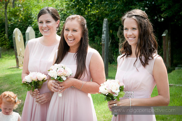 11-weirmarsh-farm-wedding-north-devon-bridemaids-smiles