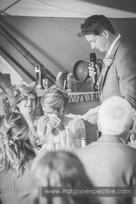 65-tipi-wedding-photography-north-devon-groom-speech-tears-bride