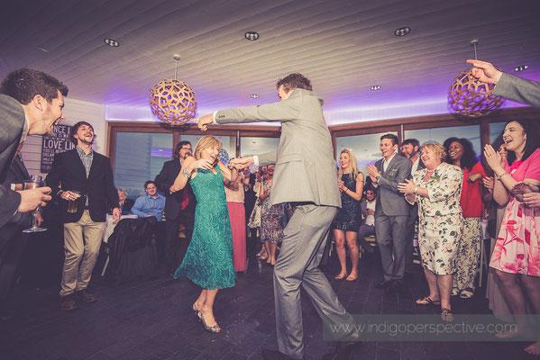 Matt & Kirsty Wedding, Tunnel's Beaches Ilfracombe. Indigo Perspective Photography
