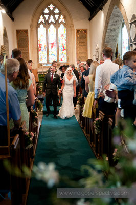 18-weirmarsh-farm-wedding-north-devon-bride-groom-exit
