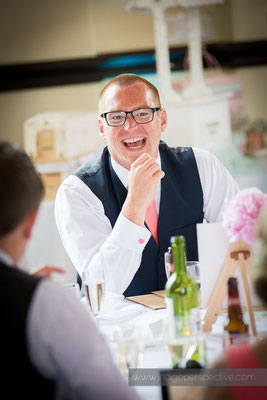 42-woolhanger-manor-wedding-photography-north-devon-speech-reaction