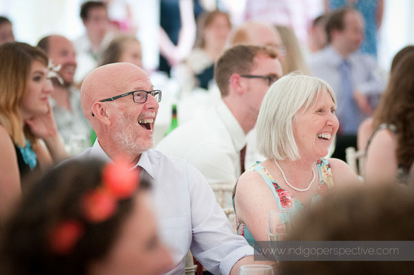 47-weirmarsh-farm-wedding-north-devon-guests-reaction-smiles2
