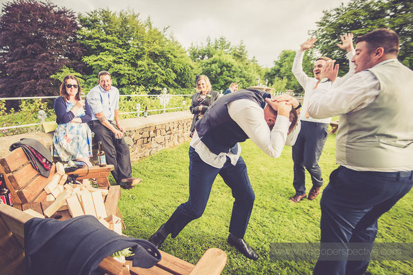 63-woolhanger-manor-wedding-photography-north-devon-jenga-crash-laugh