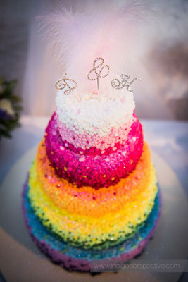 8-same-sex-wedding-north-devon-indigo-perspective-photography-rainbow-cake