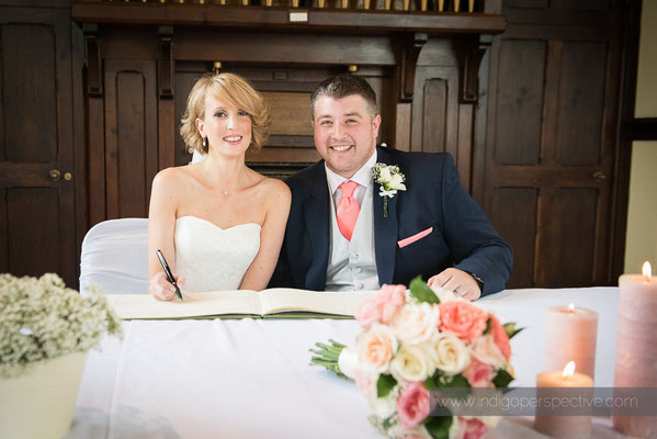 12-woolhanger-manor-wedding-photography-north-devon-signing-register