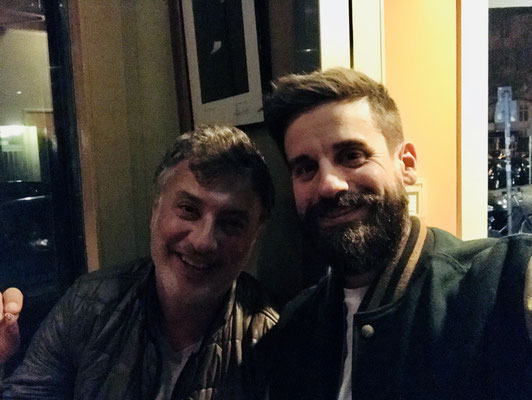 Sedal Sardan (A-Trane Berlin) & Andreas Brandis