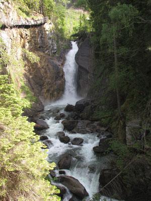 Zechnerfall Waterfall
