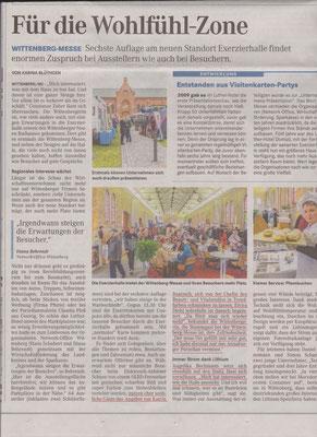 MZ vom 30.03.2015, Seite 9 - WittenbergMesse 2015