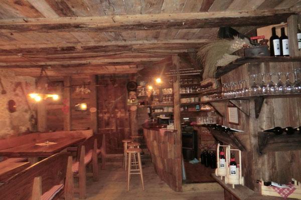 Ein schön rustikaler Keller