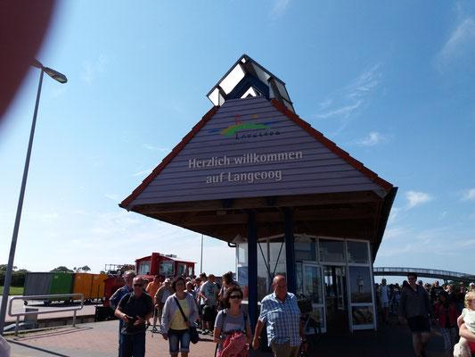 Bahnhof Langeoog
