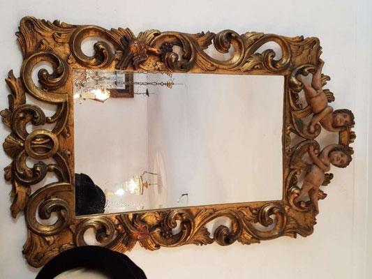 Datant miroirs antiques