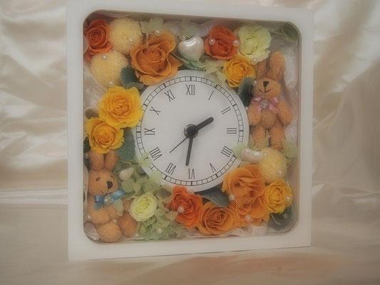 花時計(9000円)