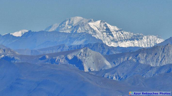 Mont Blanc et Grande Casse