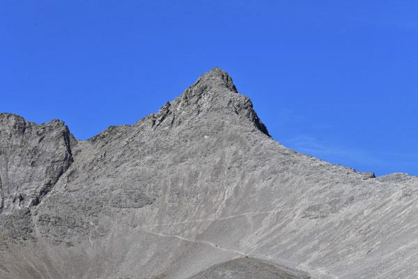 Sommet du Mont Pelat