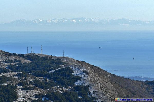 La Corse derrière le Doublier