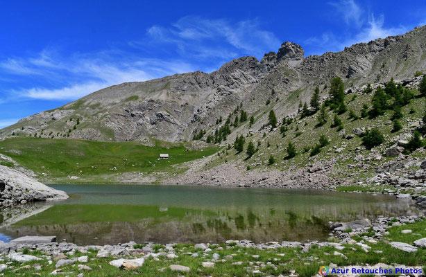 Lac de l'Encombrette