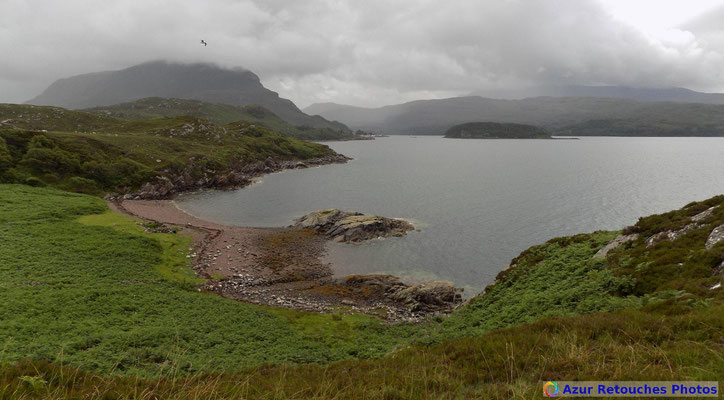 Shieldaig peninsula