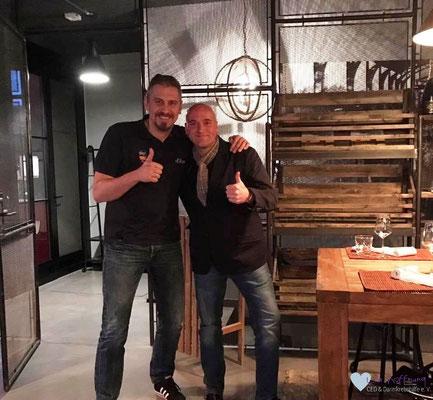 Holger trifft Alexander Bonengel