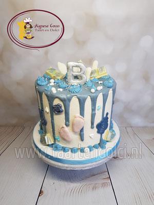 Babyshower dripcake