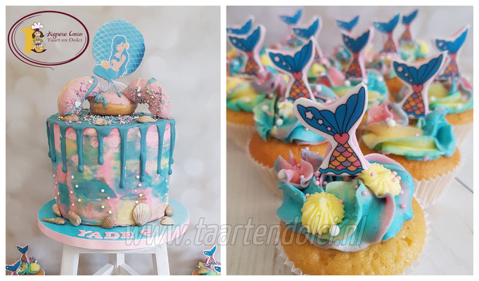Mermaid Sweets