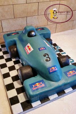 F1 Racewagen 3D