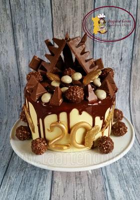 Drip cake 20