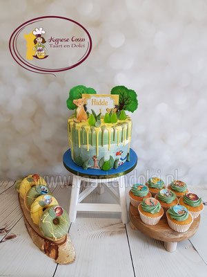 Jungle Sweettable
