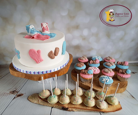 Sweettable babyshower