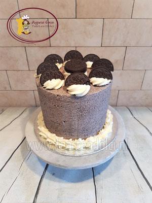 Oreo taart