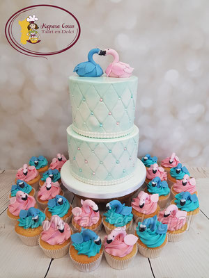 Gender Reveal Sweets