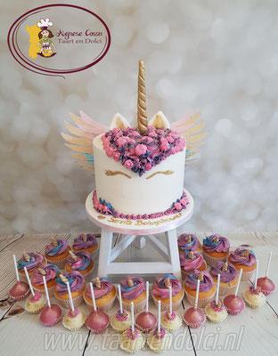 Unicorn Sweettable
