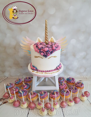 Unicorn Sweettable