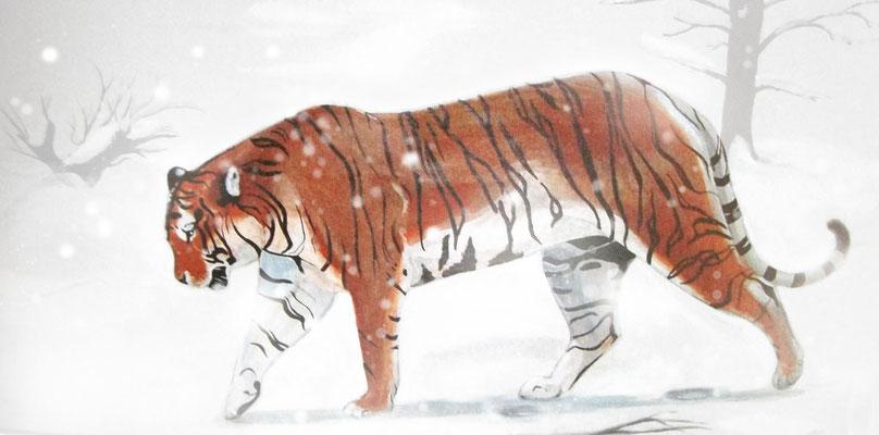 50x70 cm acryl on canvas
