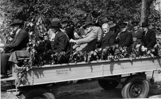 1953 Schützenfest Altenwagen