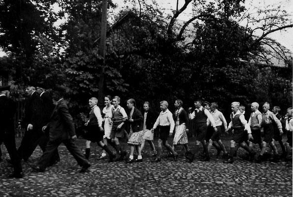 1939 Schützenfest-Kinderkönig-Cordes