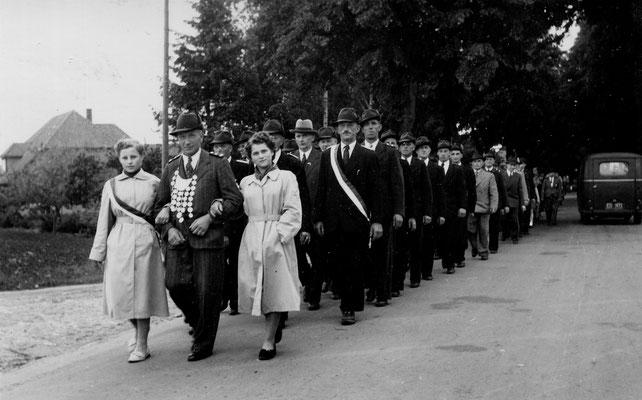 1954 Schützenfest-Rundmarsch