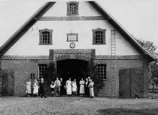1939 Schützenfest-Kinderkönig-Hof Cordes