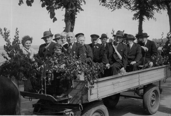1953 Schützenfestwagen