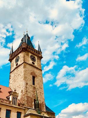 Prag, historische Altstadt