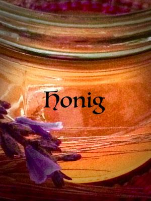 Leckerer Honig