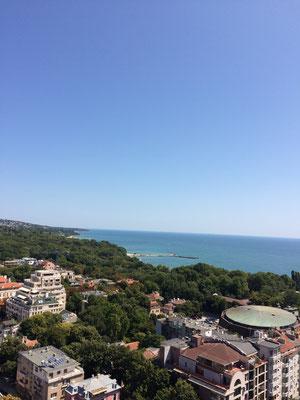 Blick über Varna